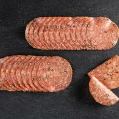 Pfeffersalami geschnitten 90g