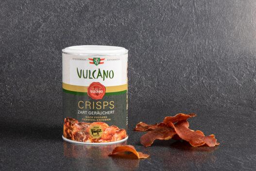 Vulcano Crisps zart geräuchert