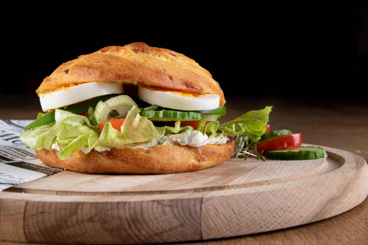 Vulcano Burger
