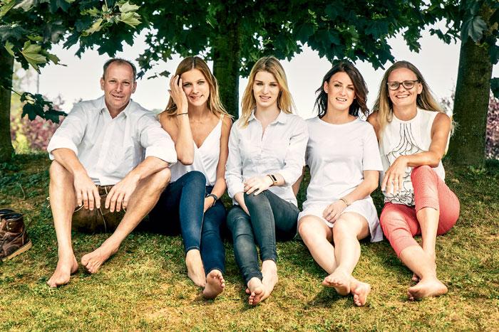 Vulcano Schinken Habel Familie
