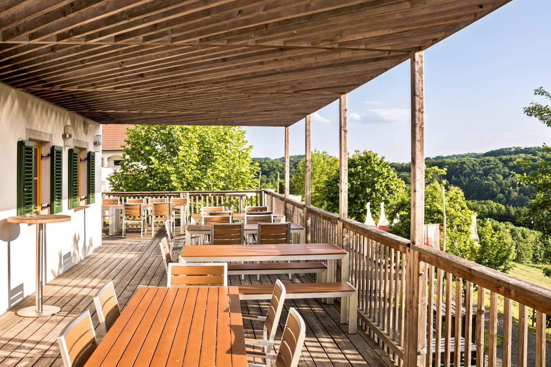 Vulcano-Schinkenwelt-Restaurant
