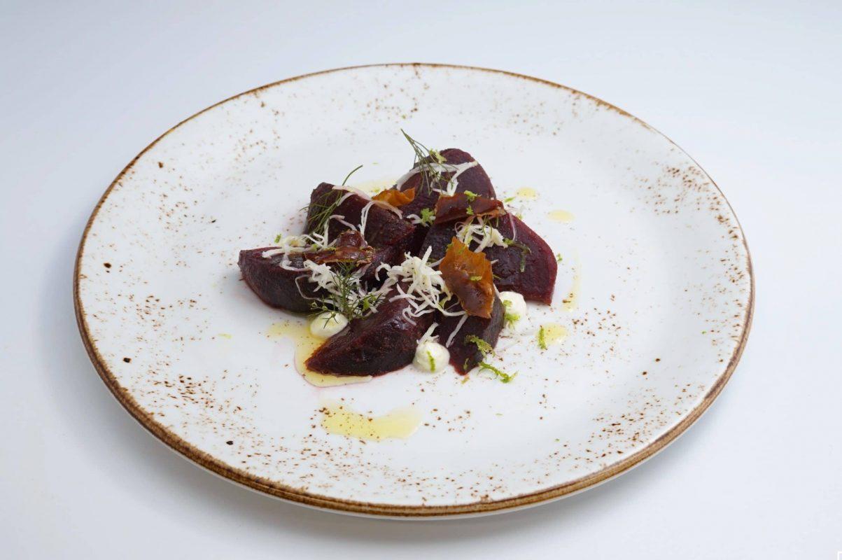 Rote-Rüben-Salat