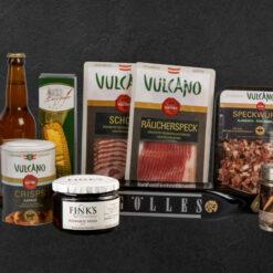Vulcano Menü Box komplett