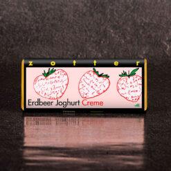 Erdbeer Joghurt Creme Schokolade