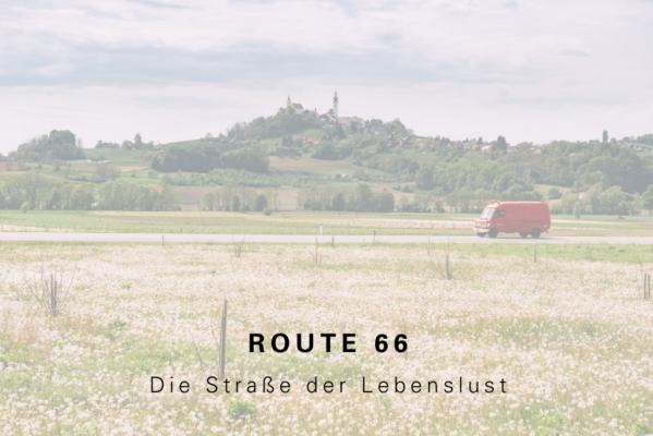Route 66 - Straße der Lebenslust