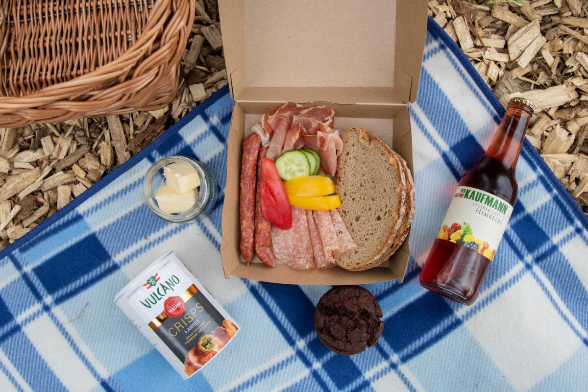 Vulcano Picknick klein